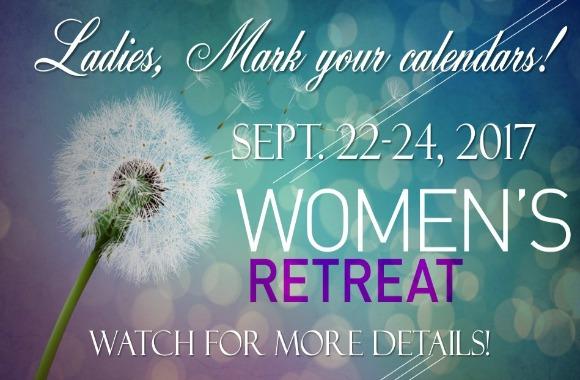 Womens retreat 2017
