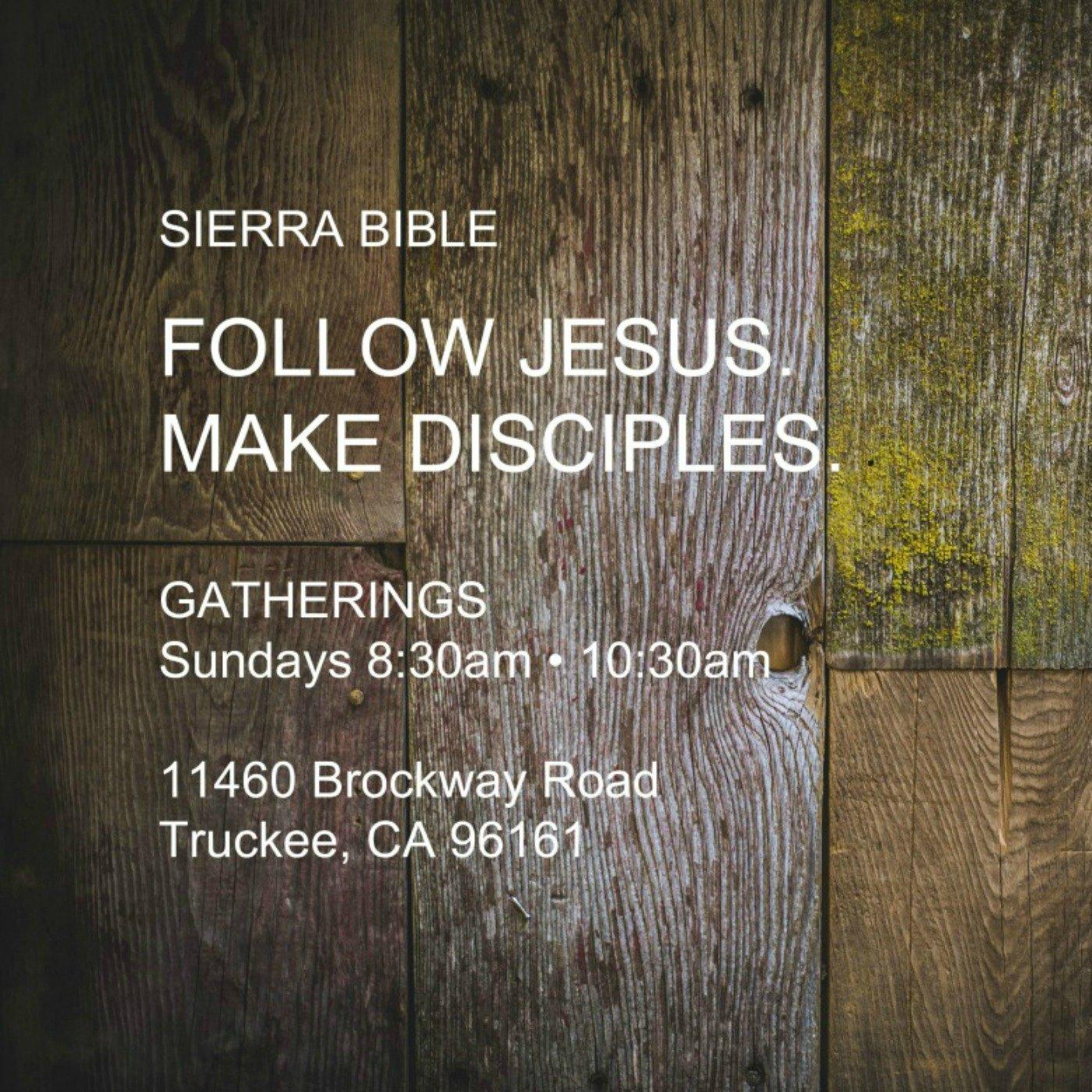 Sierra Bible Truckee